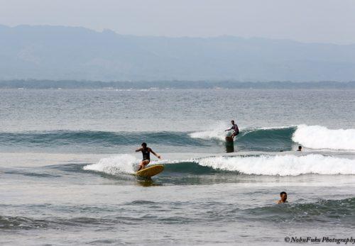 LONGBOARDERS PARADISE 海南島 vs バツカラス特集
