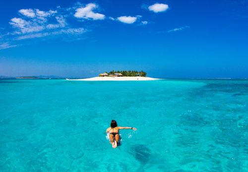 MANA ISLAND RESORT&SPAとFIJI SURF COMPANY そして OMツアーのジョイントによって、成田~ナンディ直行便再就航記念 Bula Fiji Surf&Sup 最新情報を更新しました!